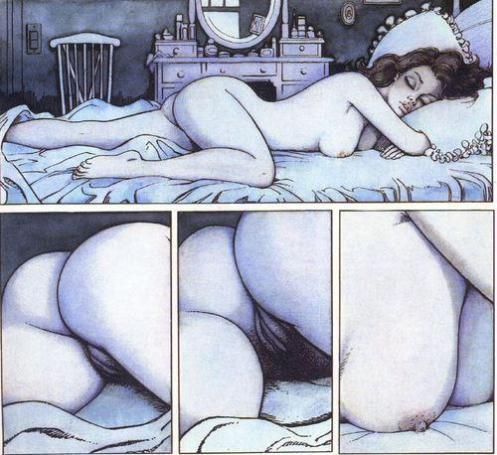sonho erotico